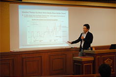 Tomohiko Taniyama (Nomura Research Institute)