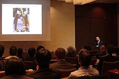 Intoruduction of keynote speaker:Yuichiro Kawaguchi(Waseda)