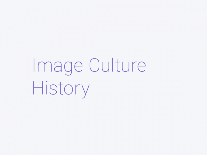 イメージ文化史