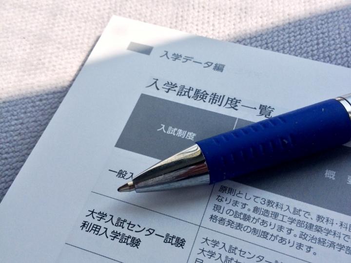 入学者選抜試験要項・提出書類