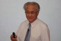 岩志和一郎教授 「法学を学ぶことの意義」