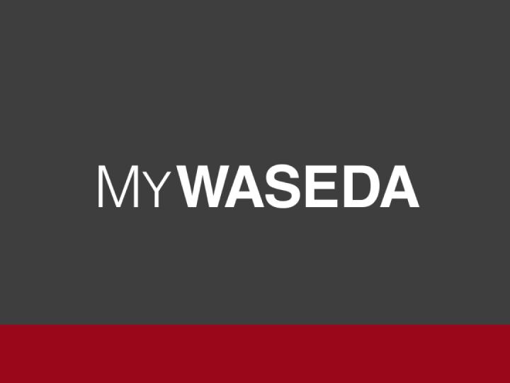My WASEDA