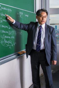 基幹理工学部 数学科 小薗英雄 教授