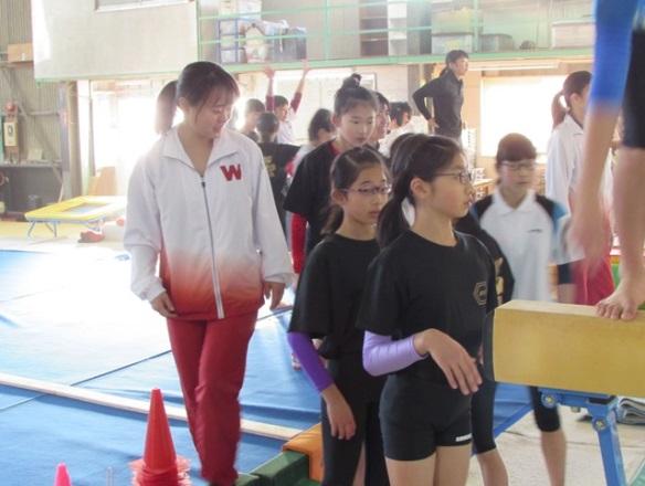 練習・指導の様子7