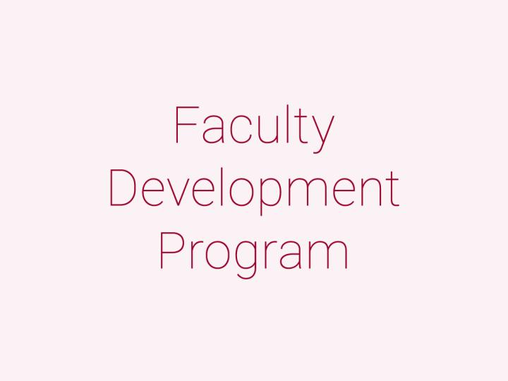 FDプログラム