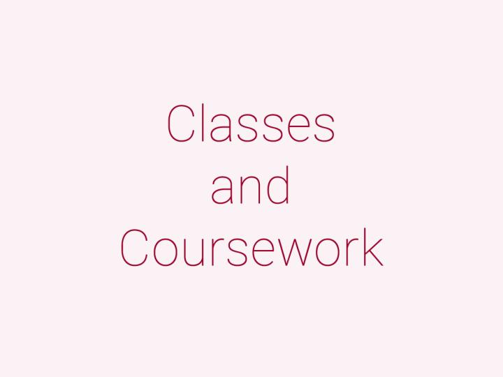 授業の履修について