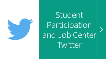 Student Participation and Job Center Twitter