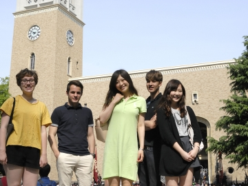 Waseda University has a diverse student body, with 5,084 students from 105 countries and regions.