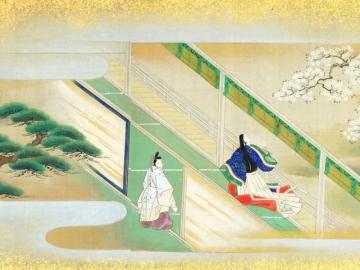四季源氏花の宴