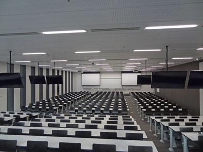 3号館501教室 | 早稲田大学ITサ...