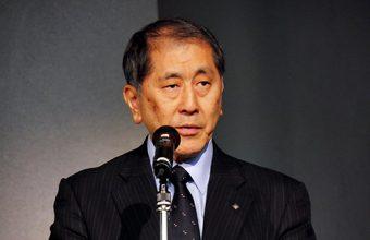 開会挨拶:田中愛治総長