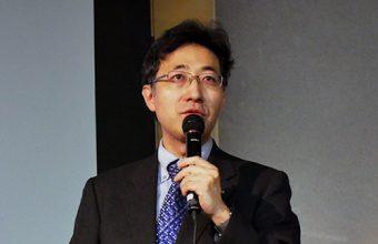 基調講演:岡本浩氏(東京電力パワーグリッド)