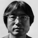 小川先生モノクロ