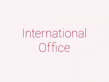 国際部 国際課