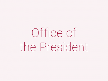 Office of the President