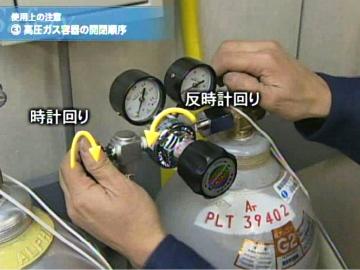 高圧ガス管理