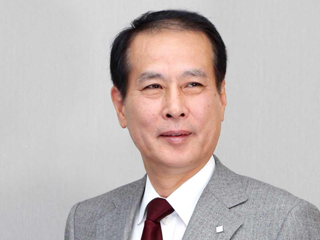鎌田薫総長