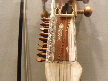 響きで紡ぐアジア伝統弦楽器展