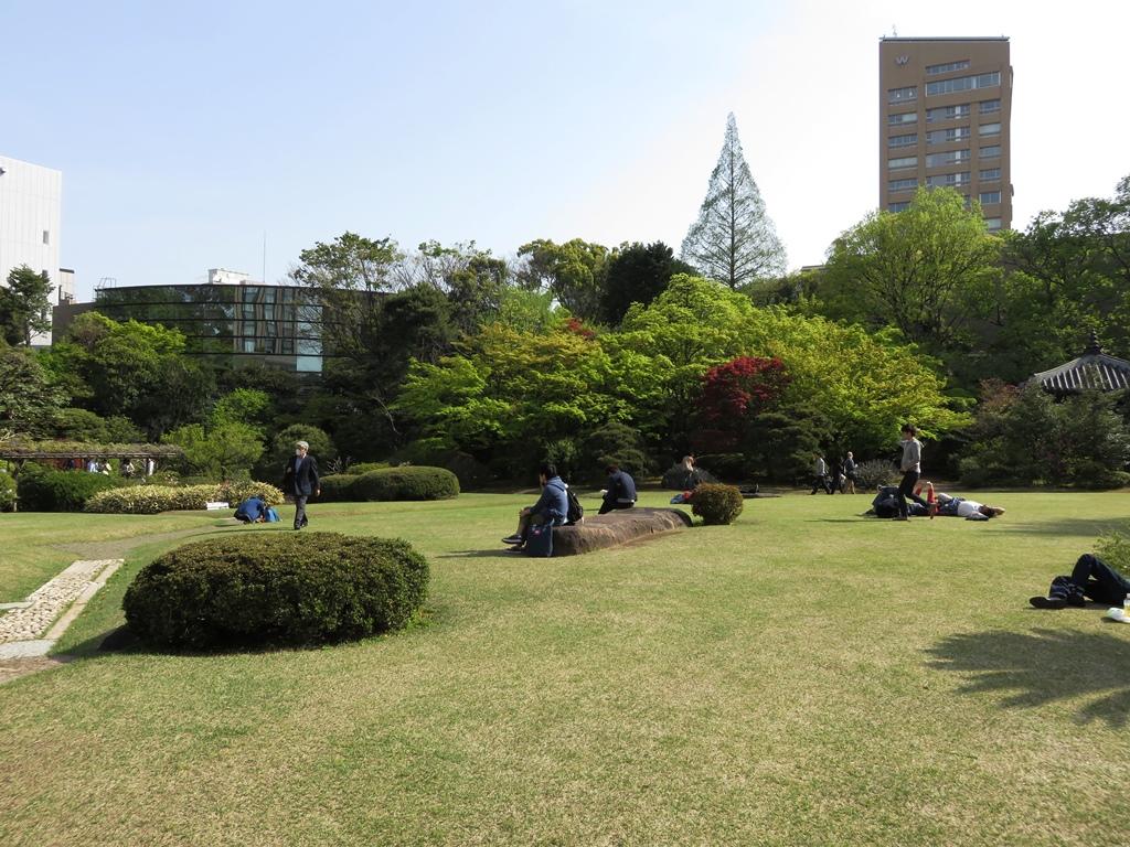 「大隈庭園」の画像検索結果
