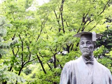 春の大隈銅像汎用Okuma_eyecatch