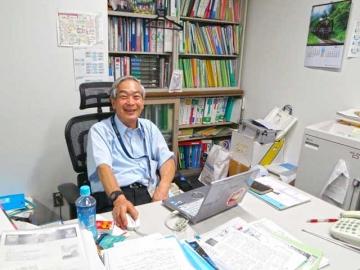 梅津光生 理工学術院教授