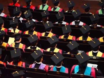 2015年度9月卒業式および大学院学位授与式