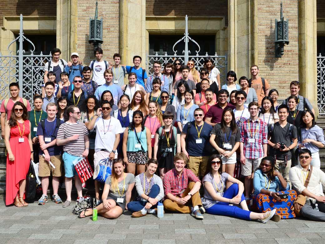 WASEDA SUMMER SESSION の参加学生