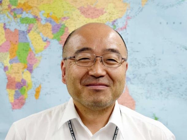 国際部学生支援担当課長 留学センター調査役 山口博之