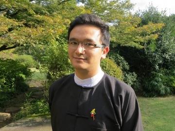 タン ジン ウーさん  政治学研究科2年
