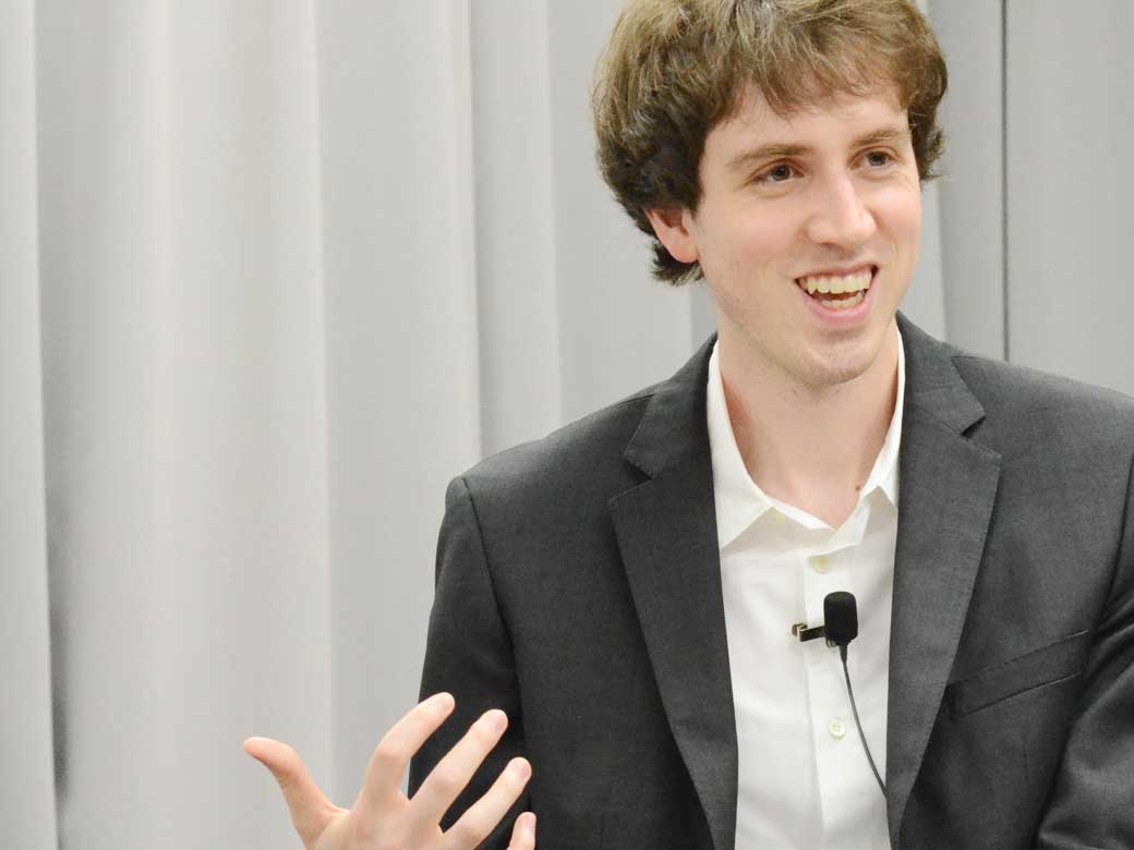 f682f2d97ba Founder and CEO of Quora speaks on internet entrepreneurship and AI –  Waseda University