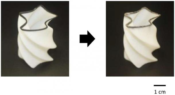 プラスチックと金属から構成される立体造形物の作製