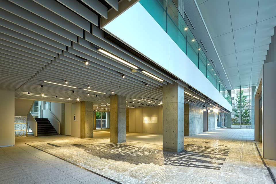 New Building 33 completed – A new landmark with links to history