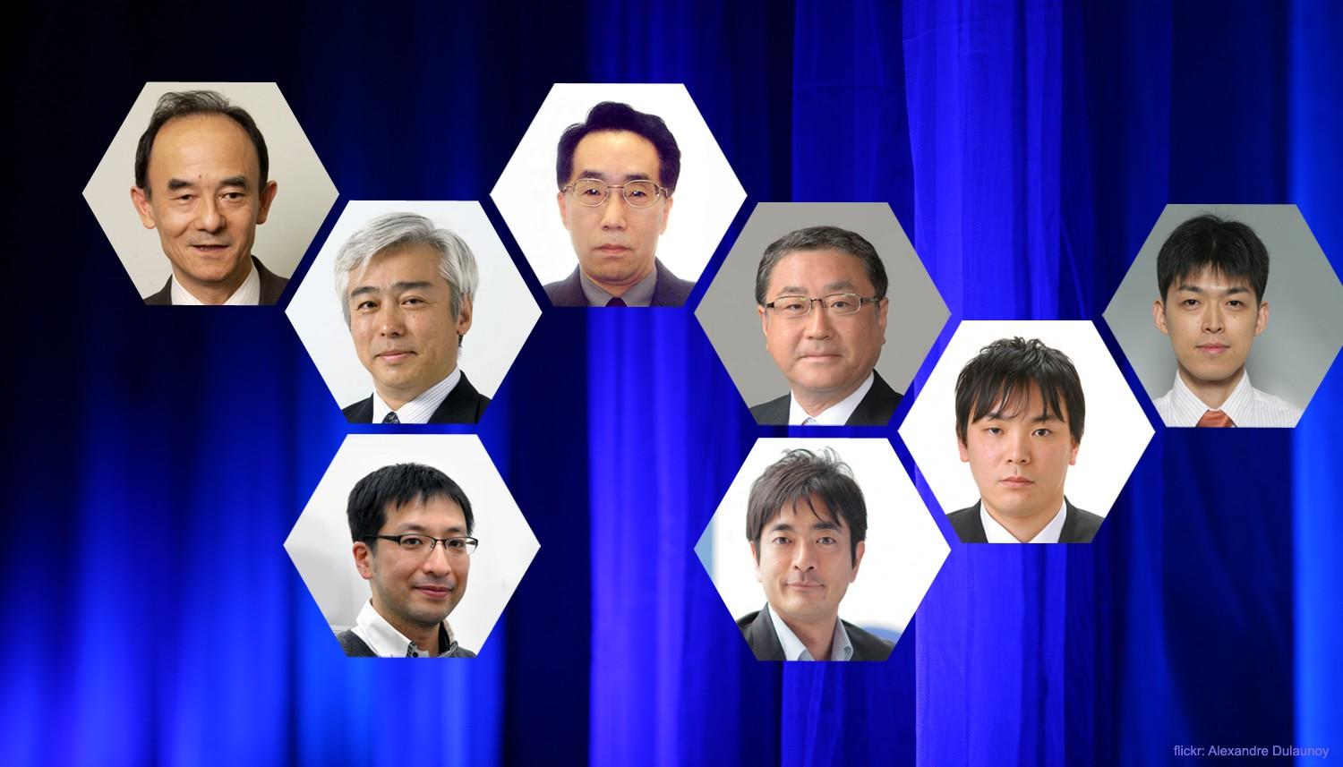 Waseda researchers commended for contributions to science and technology
