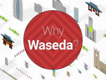 why waseda