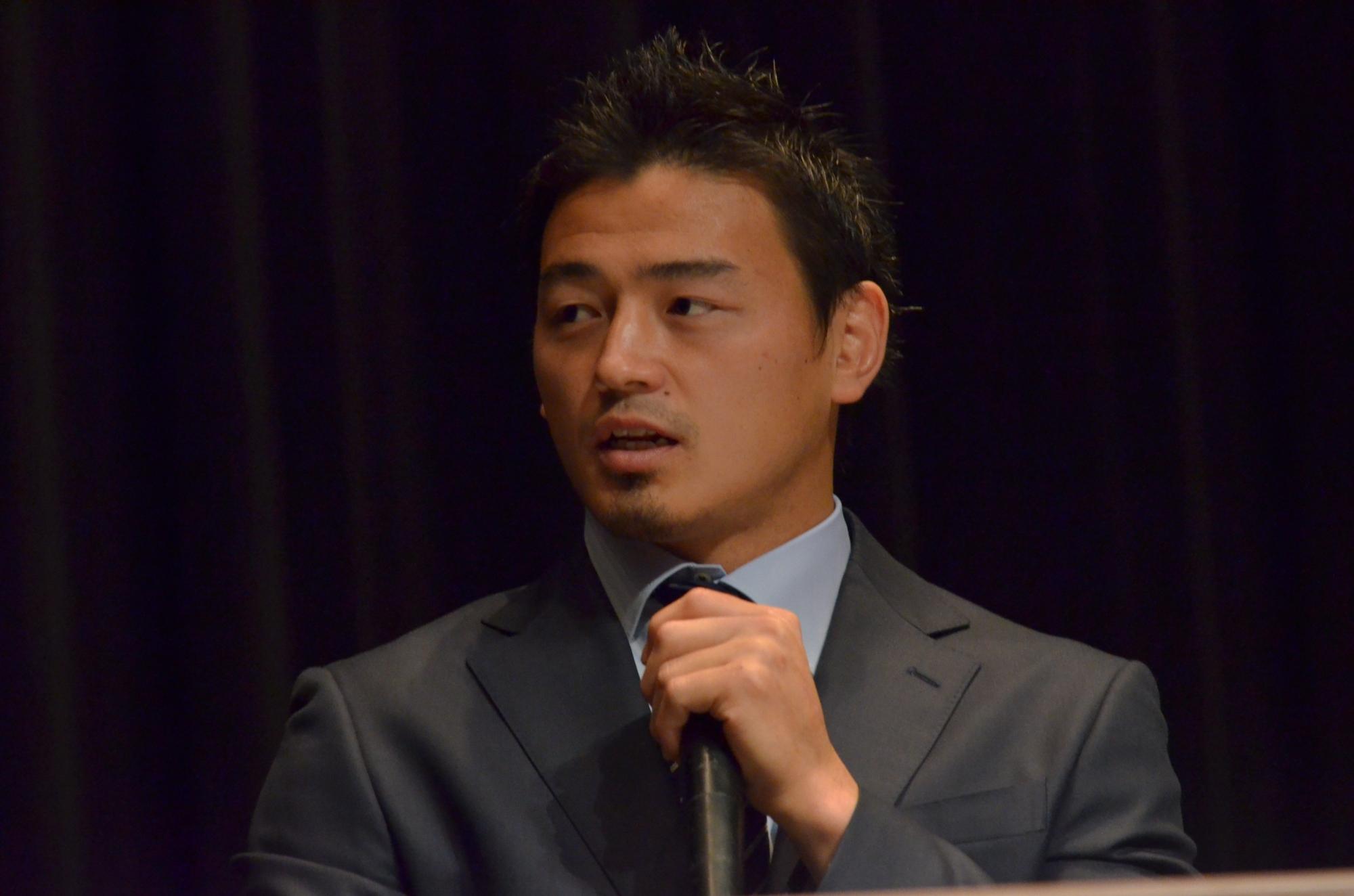 Asutralian Embassy releases a video message featuring rugby player Ayumu Goromaru