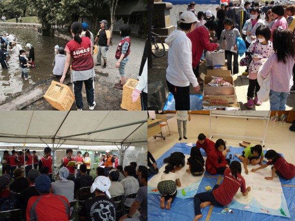 WAVOC Kumamoto Earthquake volunteer report