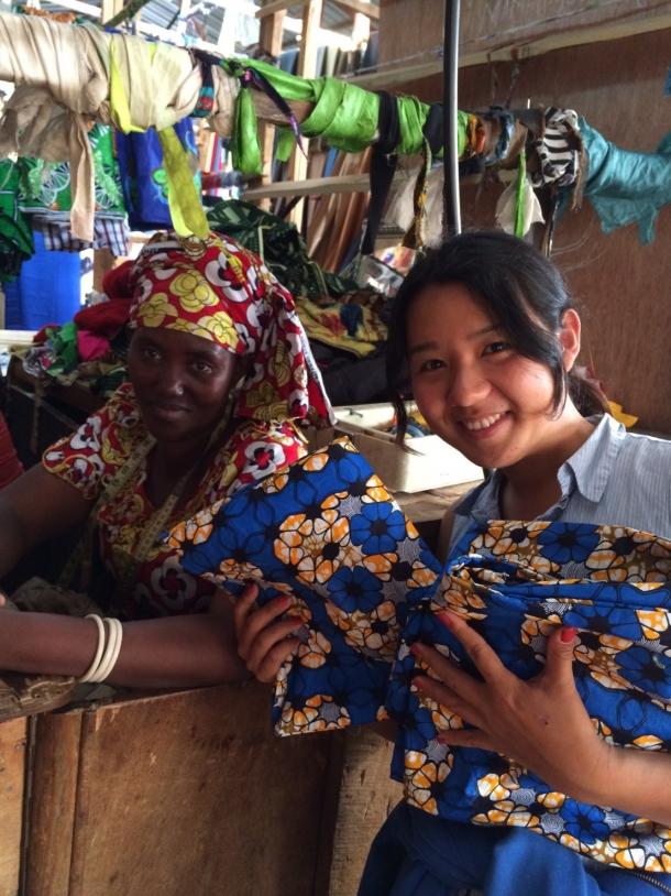 Starting a clothing line in Rwanda