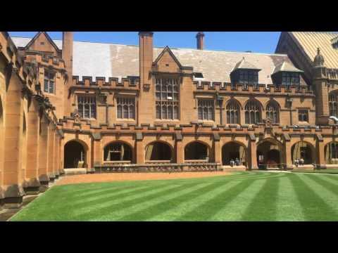 Student Study Abroad Report 2017 #1 University of Sydney (Australia)