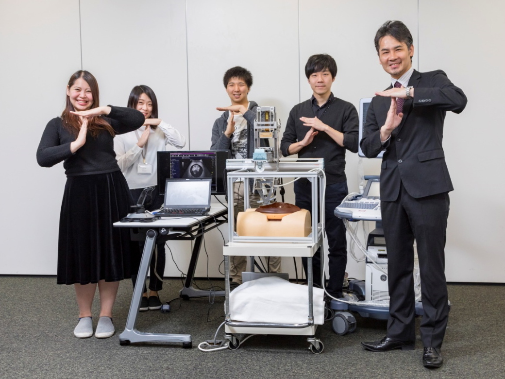 Waseda Frontline Research Vol. 16: Assistive robot technology to expand human functions (Part 4 of 4)