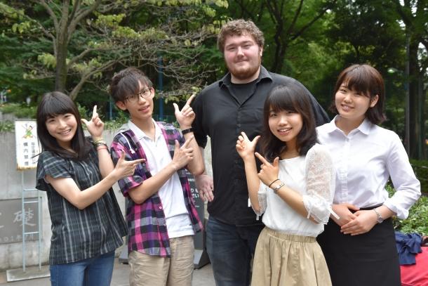 Popular student clubs among international students
