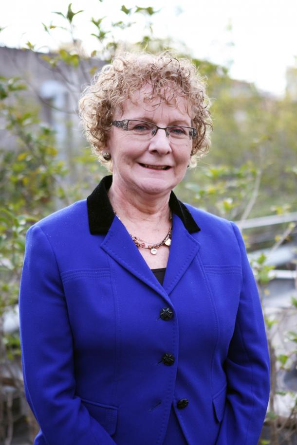 Ambassador Anne Barrington