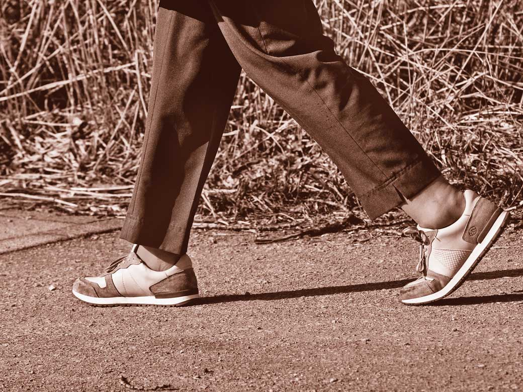 Chewing gum while walking could increase energy expenditure