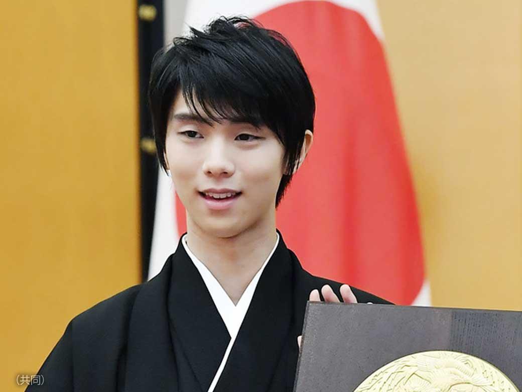 Waseda student Yuzuru Hanyu to receive prestigious People's Honor Award