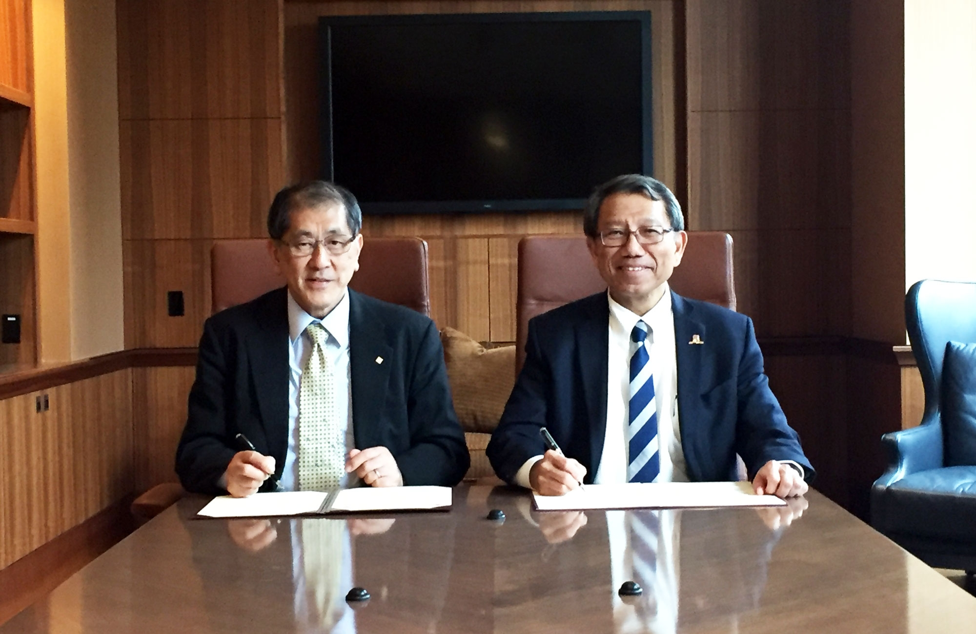 Double degree programs to be launched with Chinese University of Hong Kong