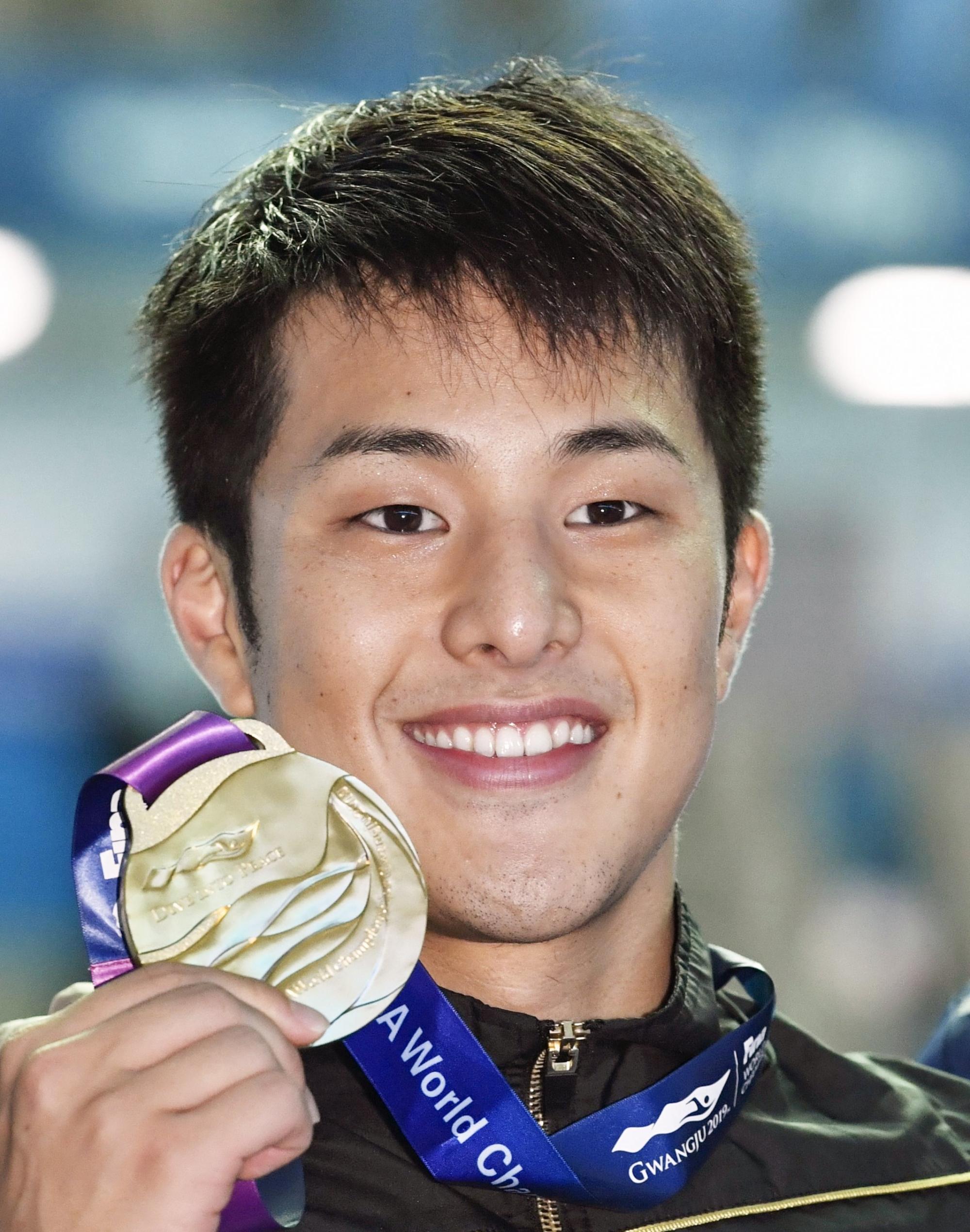 Swimmer Daiya Seto '17 to represent Japan at Tokyo Olympics 2020