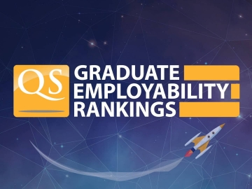 Waseda ranked 34th worldwide in QS Graduate Employability Rankings 2020