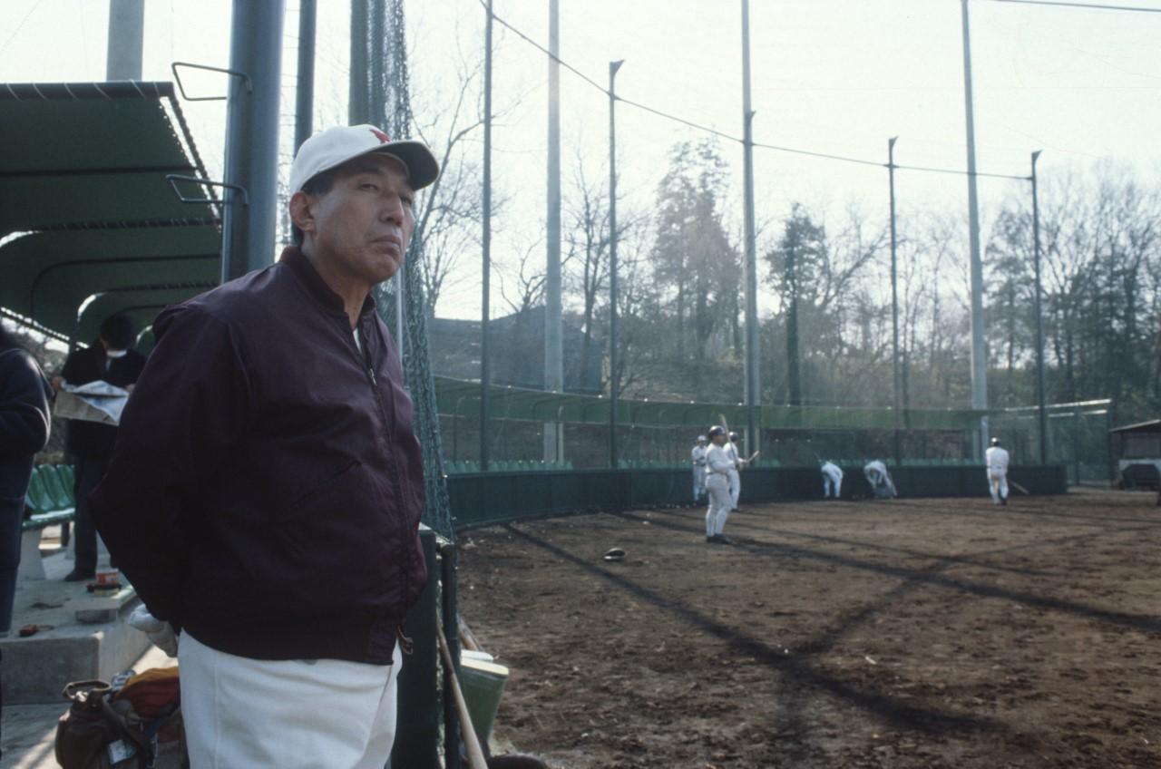 Former Waseda University Baseball Head Coach Renzo Ishii inducted into Japanese Baseball Hall of Fame and Museum