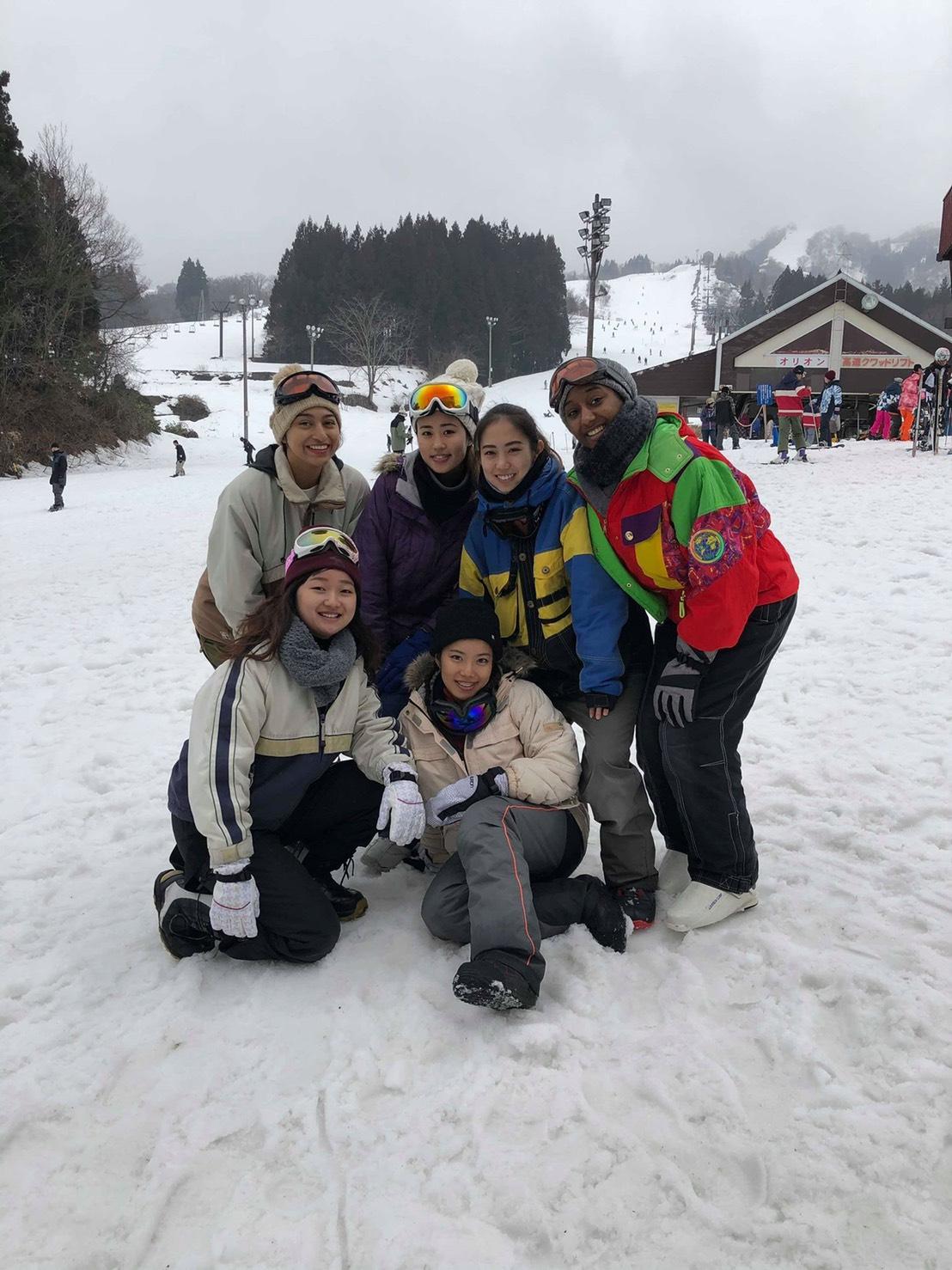 Waseda Students on Break Part 3 – Snow Adventure