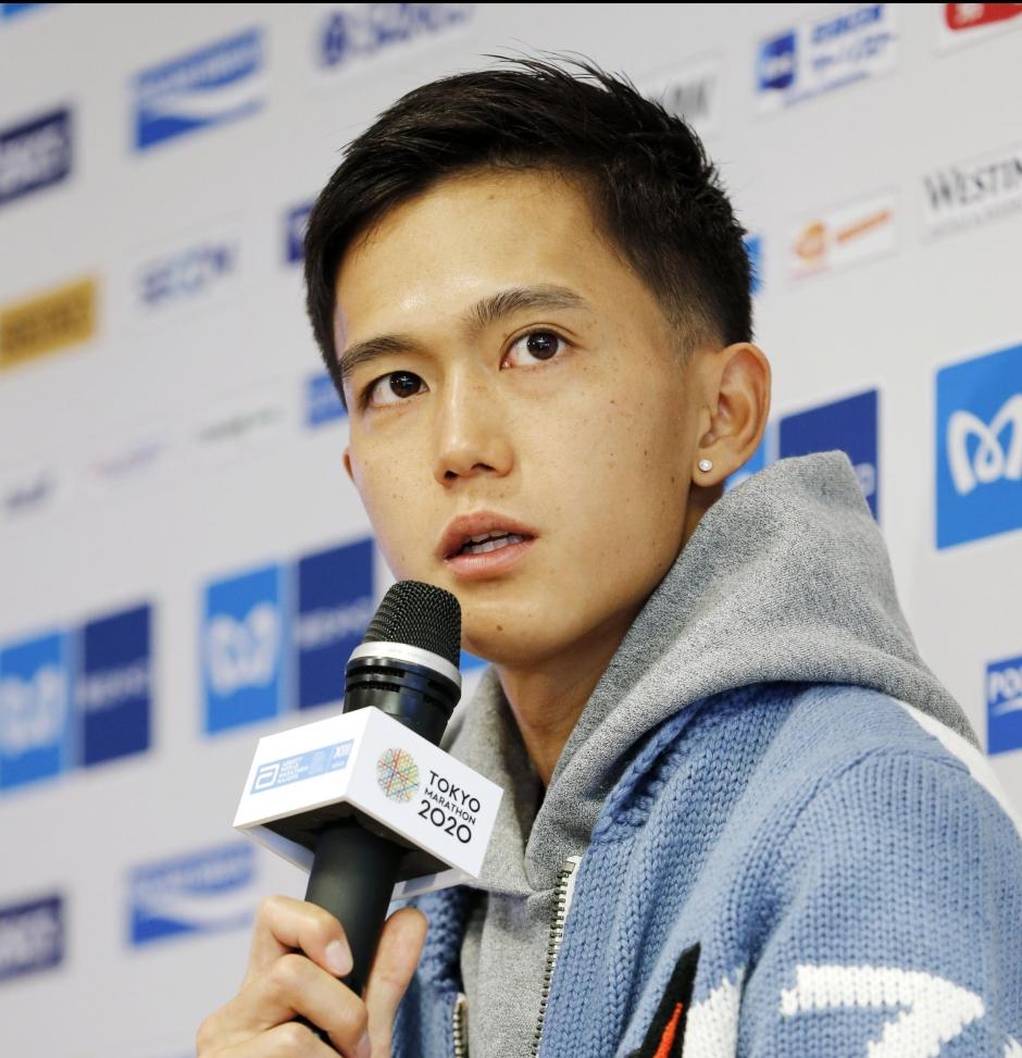 Suguru Osako '14 to represent Japan in Tokyo Olympics 2020