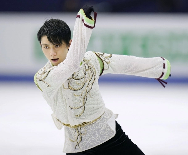 Student Yuzuru Hanyu named Most Valuable Skater at ISU Skating Awards